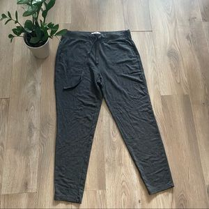 LOFT (Lou & Grey) Joggers in Charcoal